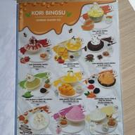 เมนู Kori Kori Cafe' รื่นรมย์ ขอนแก่น