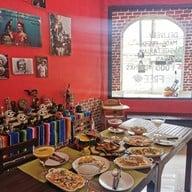 เมนูของร้าน El Mariachi Taqueria