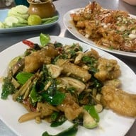เมนูของร้าน ฮ้องข้าวต้มปลา