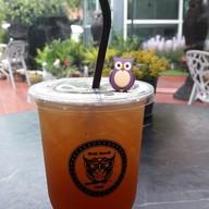 เมนูของร้าน นกฮูกคาเฟ่ (NoK-HooK Cafe')