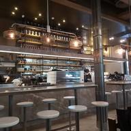 บรรยากาศ Vanilla Cafeteria EmQuartier