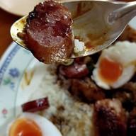 เมนูของร้าน ข้าวหมูแดง บางปะกอก (แพนด้า) สุขสวัสดิ์