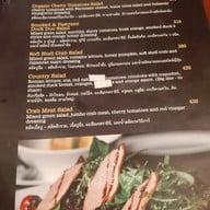 เมนู Arno's Butcher and Eatery ซอย นราธิวาสราชนครินทร์ 20