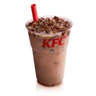 เมนูของร้าน KFC แอทเคิร์ฟ เชียงใหม่