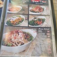 เมนู MB Sushi หัวทะเล