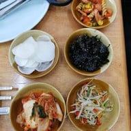 เมนูของร้าน Seoul Korea