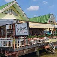 หน้าร้าน Steve Café & Cuisine เทเวศร์