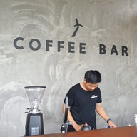 Behind Coffee Bar