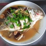 เมนูปลา - แม่จัน เชียงราย