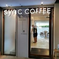 หน้าร้าน Sync coffee