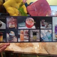 เมนู SIIRI CAFE AND BISTRO