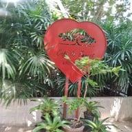 หน้าร้าน Cafe de' Forest สำนักงานป่าไม้