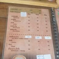 เมนู No Name Caff
