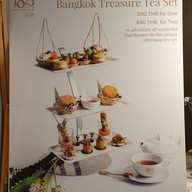 1823 Tea Lounge by Ronnefeldt Gaysorn Village