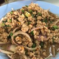เมนูของร้าน อิ่มครบรส อาหารไทย-อีสาน สาขาเพิ่มสิน41