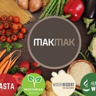 Mak Mak (Quinoa Healthy Power Bowls - Pasta Mia - Pizza Mia - Healthy Wok - Vegetarian House - Mister Dessert)