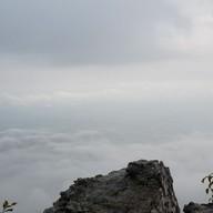 บรรยากาศ ผาหัวนาค อุทยานแห่งชาติภูแลนคา