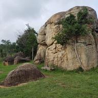 บรรยากาศ กลุ่มหินโขลงช้าง