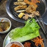เมนูของร้าน Viking Korean BBQ Buffet