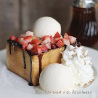 เมนูของร้าน After You Dessert Cafe The Market Bangkok
