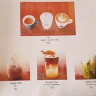 เมนู Anna Coffee