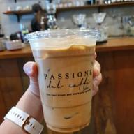 เมนูของร้าน Passione del Caffè