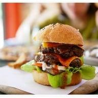 เมนูของร้าน Jerns Burger Chiangdao