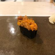 เมนูของร้าน Sushi Niwa Bangkok