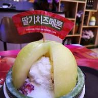 เมนูของร้าน Sulbing Korean Dessert Cafe สุขุมวิทพลาซ่า โคเรียนทาวน์
