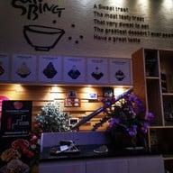 บรรยากาศ Sulbing Korean Dessert Cafe สุขุมวิทพลาซ่า โคเรียนทาวน์
