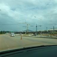 บรรยากาศ Krabi International Airport
