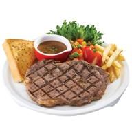 เมนูของร้าน Jeffer Steak วรรณสรณ์