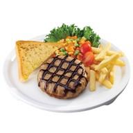 เมนูของร้าน Jeffer Steak จามจุรีสแควร์