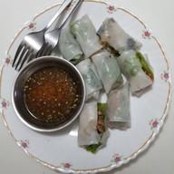 บานบุรี ขนมไทย ยำแหนม ดิโอลด์ สยาม