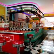 บรรยากาศ Americano_cafe