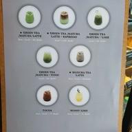 เมนู Grafika Specialty Coffee