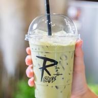 เมนูของร้าน R Cafe