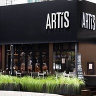 หน้าร้าน Artis Coffee Bangkok สำนักงานใหญ่