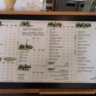 เมนู Real Cafe