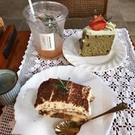 เมนูของร้าน Unknownbake Cafe