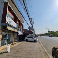 หน้าร้าน Crab Cafe