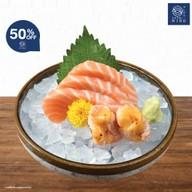 เมนูของร้าน Sushi Hiro Crystal Veranda