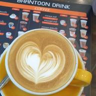 เมนูของร้าน Baantoon Coffee