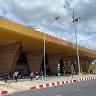 บรรยากาศ สนามบินนานาชาติเบตง