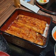 เมนูของร้าน Unakichi