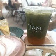 เมนูของร้าน 11AM cafe and space