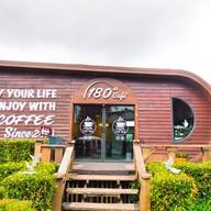 บรรยากาศ 180 cafe 180 All Day All Season Hostel