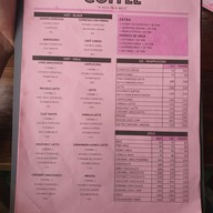 เมนู Bloom Cafe And Hostel Lipe