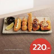 เมนูของร้าน ZEN Japanese Restaurant อิมแพ็คเมืองทอง
