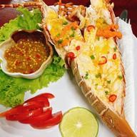 เมนูของร้าน ครัวริมเล seafood
